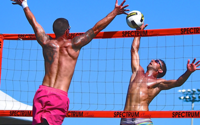 The World's Largest 3-on-3 Amateur Volleyball Tournament Celebrates Its 27th Year!