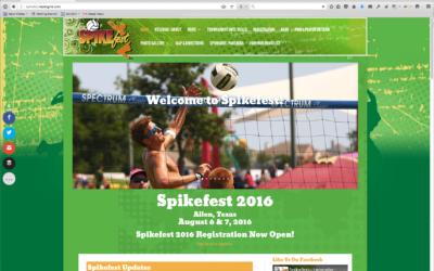 Spikefest Launches New Media-Centric Website