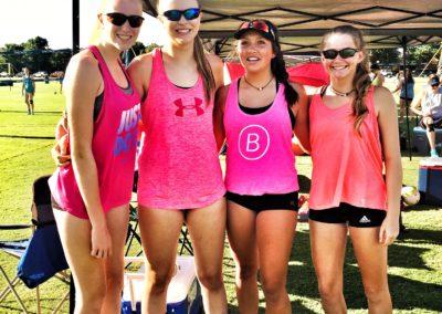 Kaylee, Kendall, Sophia, Jenna