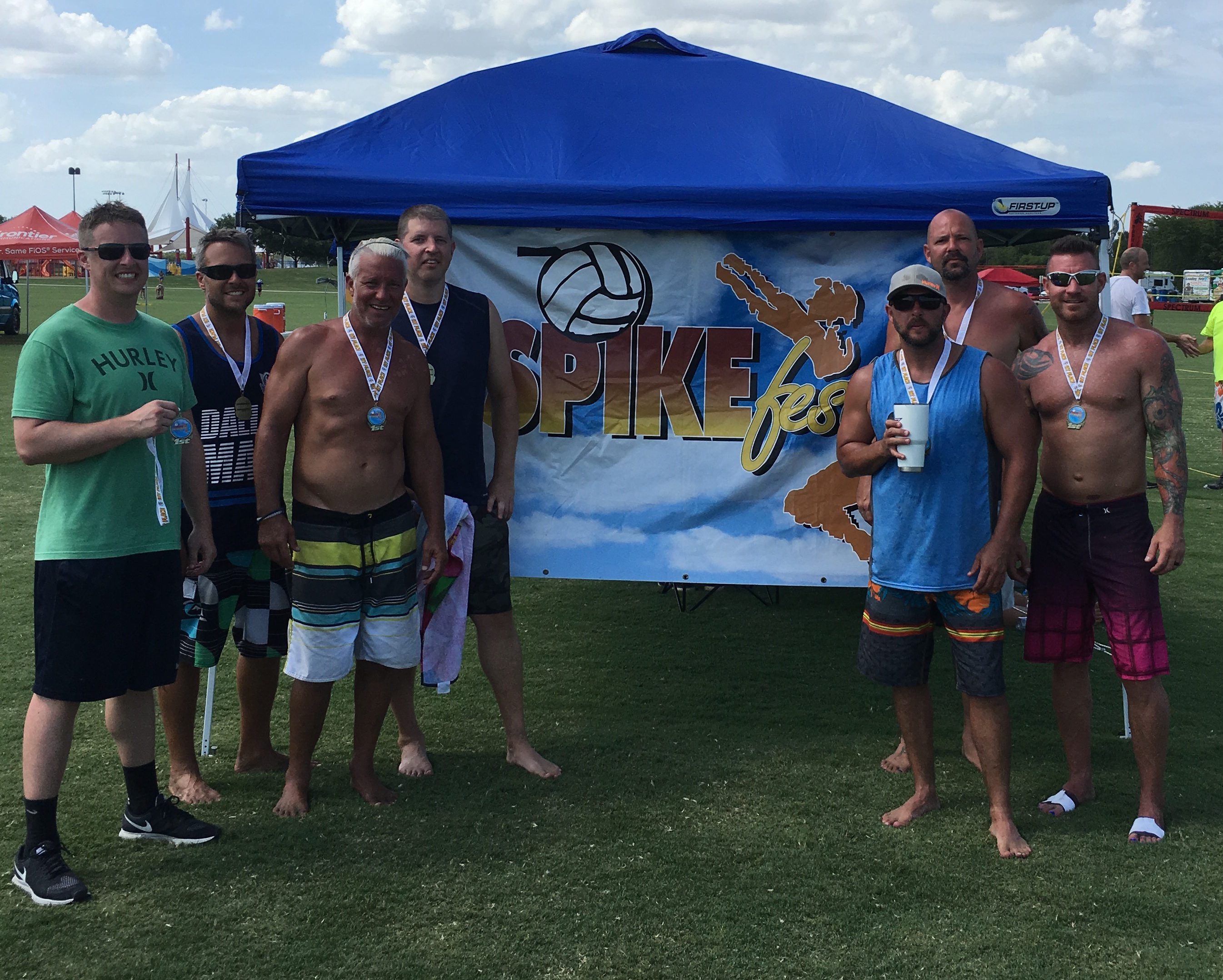 Spikefest 2016 Winners Gallery