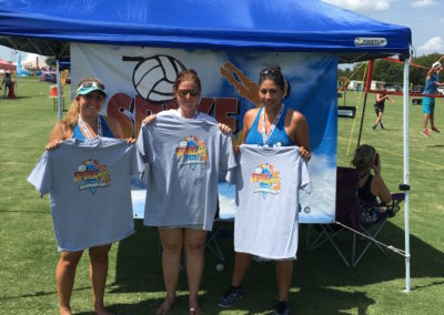 Adult 3 on 3, Women's 3-on-3 BB Consolation