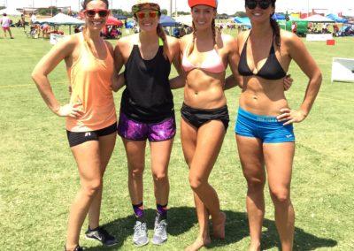 womens open team Big Digs