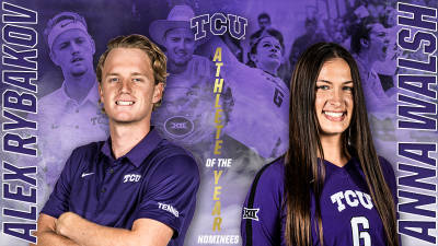 TCU Athlete of the Year Nominees