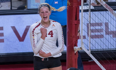 Jess Schaben Named Senior CLASS Award Candidate