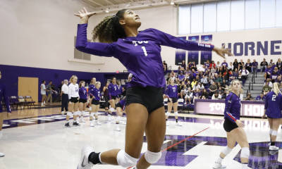 AVCA Honors McCall as Player of the Week