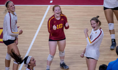 Iowa State Advances to NIVC Final