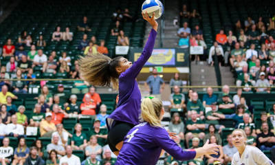 Eight Programs with AVCA All-Region Honorees