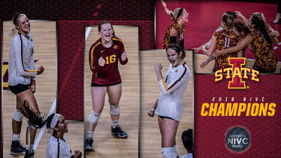 Iowa State Crowned NIVC Champions