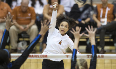 Thirteen Garner AVCA All-America Honors
