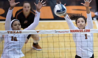 Texas and Baylor Earn Spot in Final AVCA Poll
