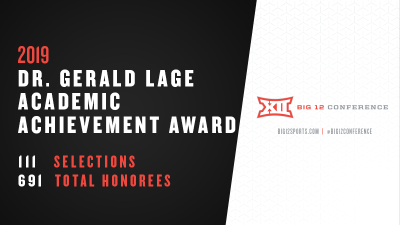 2019 Dr. Gerald Lage Academic Achievement Award Recognizes 111