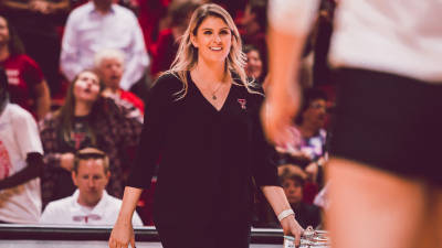 AVCA Names TTU's Thomas to Thirty Under 30