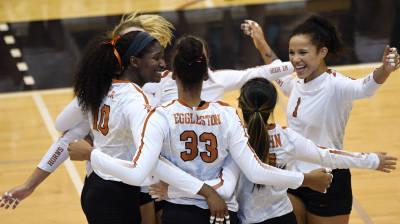 Texas Volleyball Named Big 12 Preseason Favorites