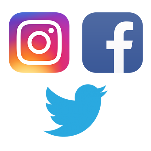 Connect With Us On Social Media!