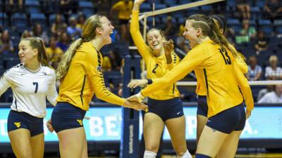 Five Volleyball Programs Garner AVCA Team Academic Award